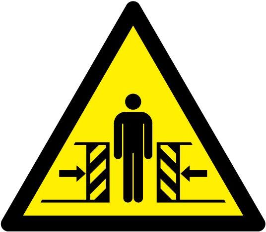 Crushing Hazard Icon