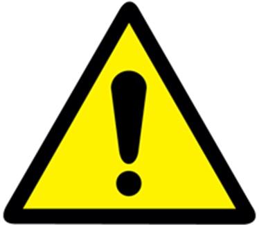 General Hazard Icon