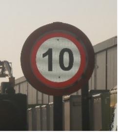 10mph Limit
