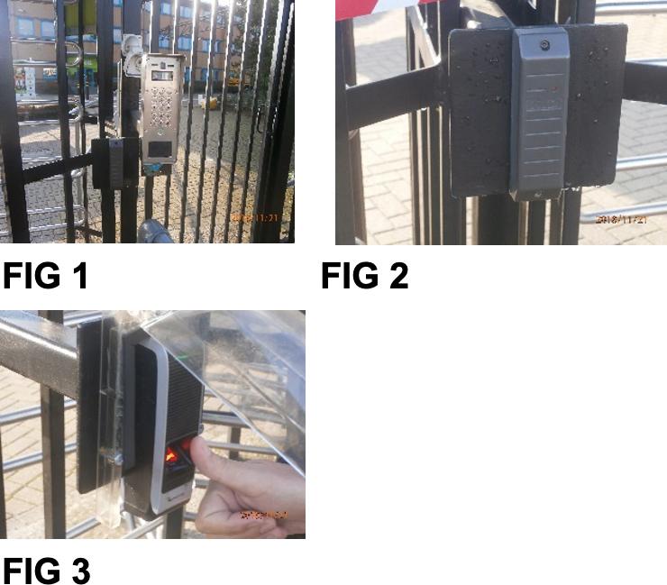 Security Keypads